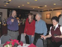 Christmas party 2009 005